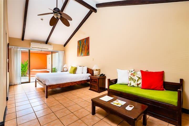 Bahia del Sol Beach Front Boutique Hotel Deluxe Rooms