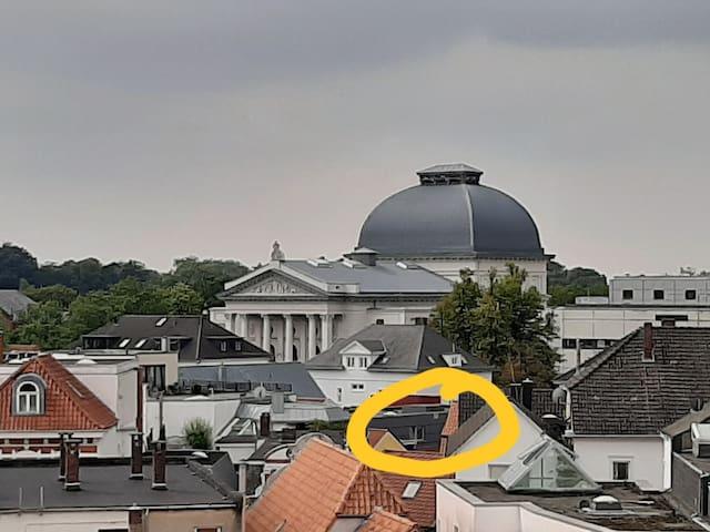 Im Zentrum von Oldenburg