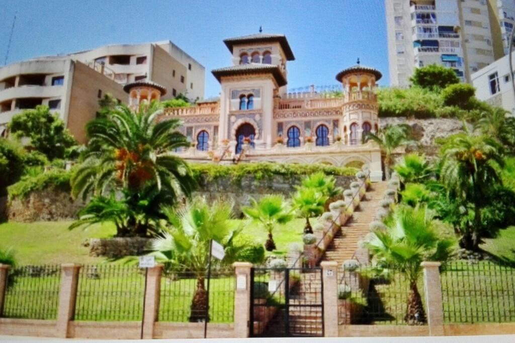 Casa de los Navajas (junto a entrada a Residencial Bajondillo)