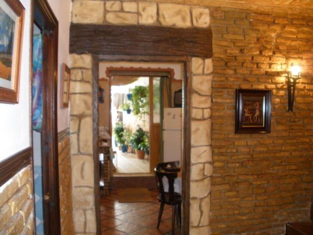 En casa de Miguel Angel - La Rinconada - House