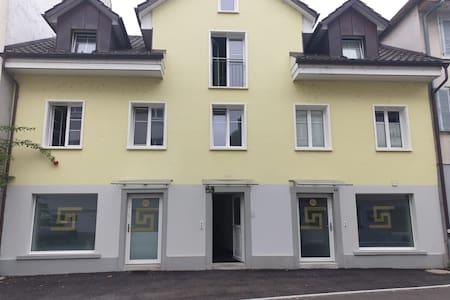 3 Doppelbett Business Apartment am Bodensee