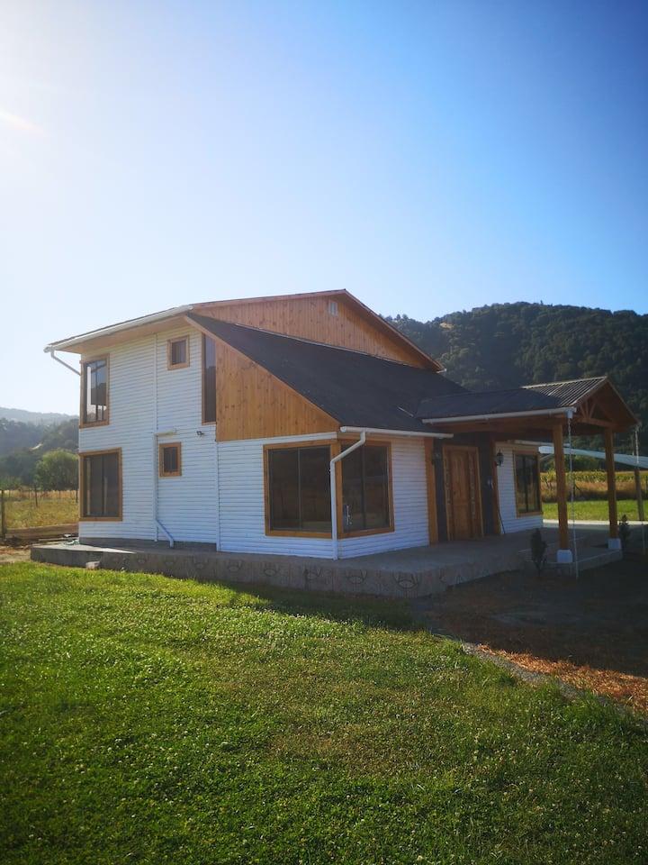 Casa de campo- Entorno de ensueño