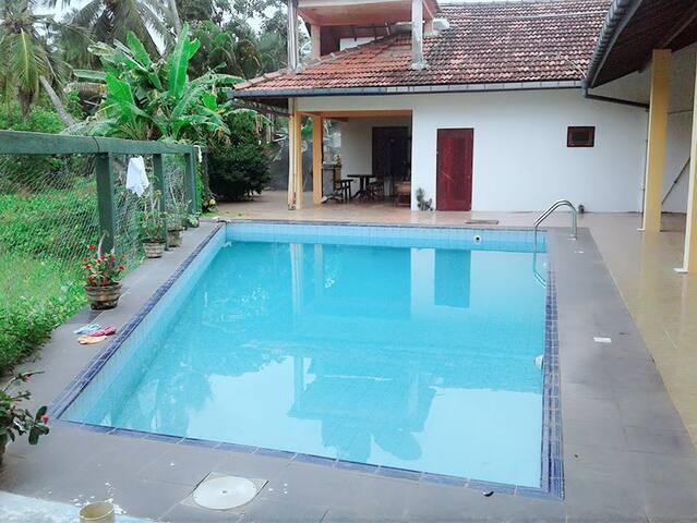 Casa Madushanka Guest house - Unawatuna - Gästehaus