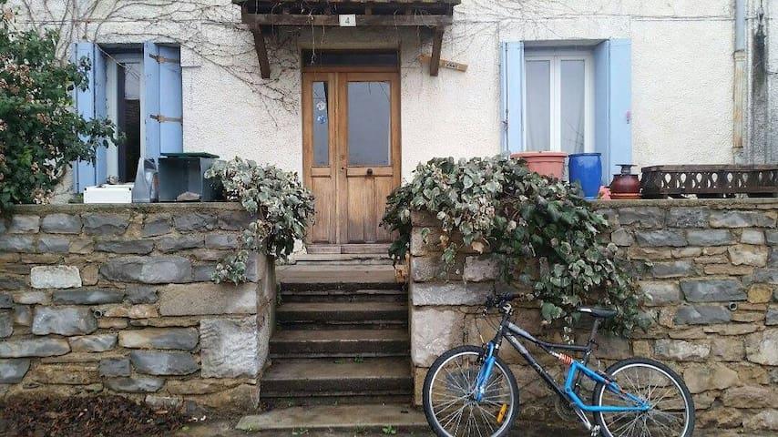 Maison à la campagne (130m2) - Pompignan - Casa