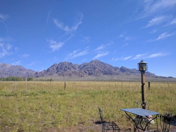Retreat in San Alberto of the Andes - ¨LA HUELLA¨