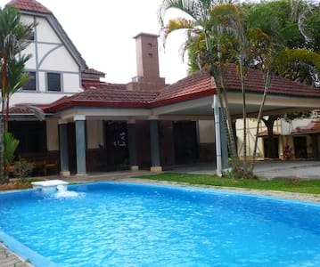 Cosy Afamosa Villa, Network v local - Alor Gajah