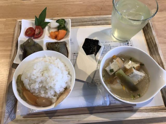 【朝食付き】ゲストハウスHAGAKURE ミックスドミトリー(2段ベッド)