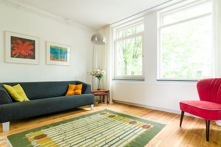 Beautiful apartment near Amsterdam city center. - Amszterdam - Lakás
