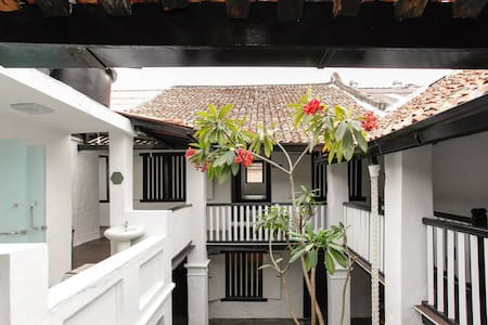 Deluxe Room with Courtyard View - มะละกา