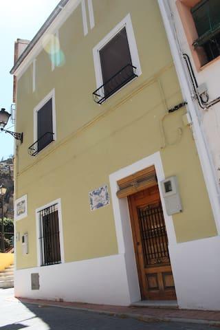Casa Rural Assut en Agres