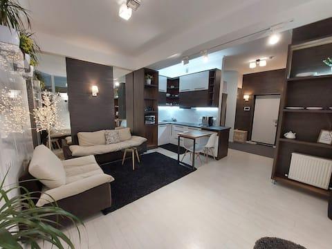 Nový byt v centru města