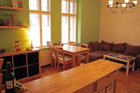 Big accommodation in the city - Apartament