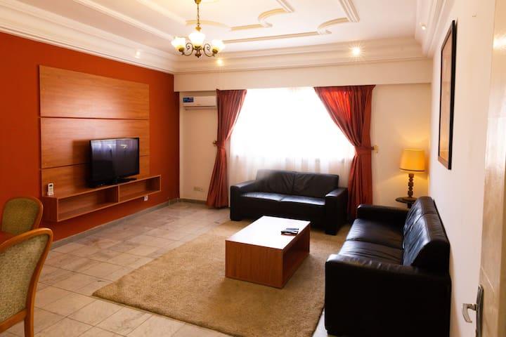 Wonderful renovated plateau flat