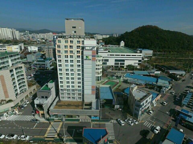 ★순천만국가정원, 순천만으로 당신을 초대합니다★ - Hapung 1-gil, Suncheon-si - Lägenhet
