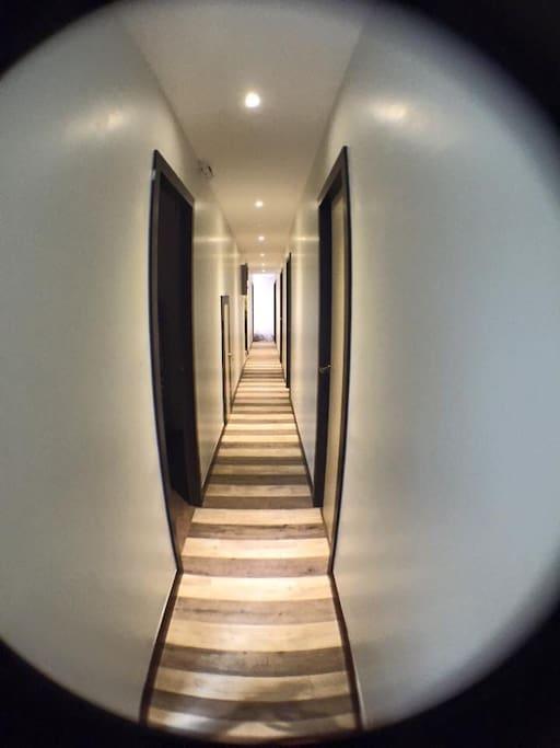 双人套房:共有5间客房。