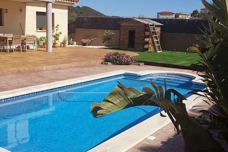 Home five minutes on the beach - Segur de Calafell - House