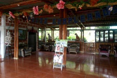 Hermosa finca recreativa villa de santa marta