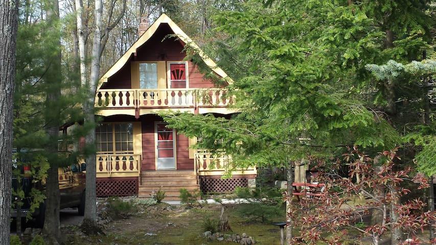 Wildwood Chalet - Penetanguishene - House
