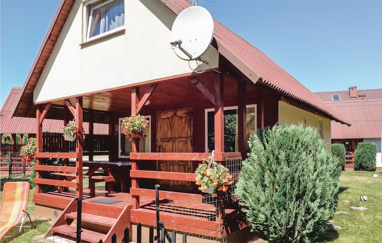 Holiday cottage with 2 bedrooms on 50 m² in Krokowa
