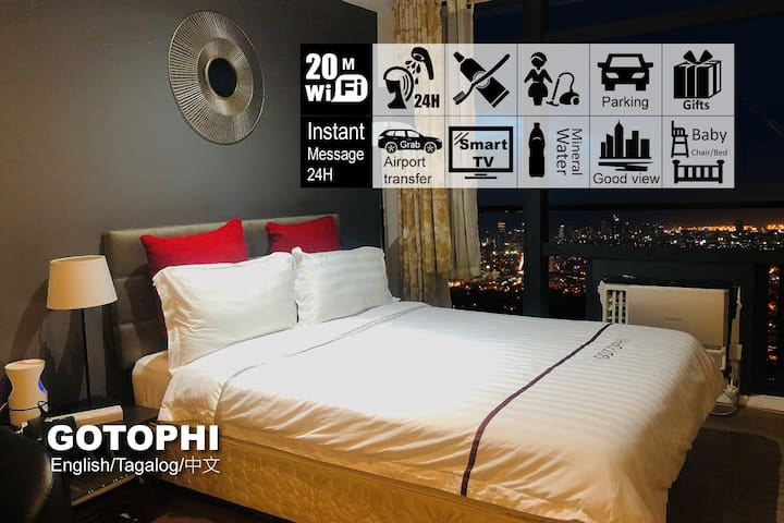 Gotophi Luxurious 5Star hotel Gramercy Makati 5918