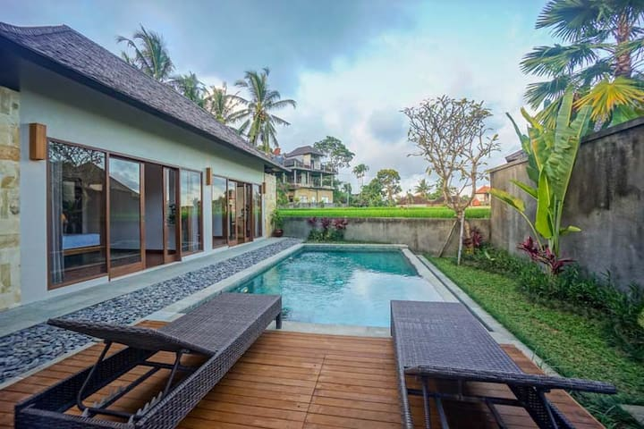 NEW! 2BR Villa Cozy & Clean in Ubud - PROMO RATE!!