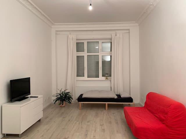 Zimmer in Moabit