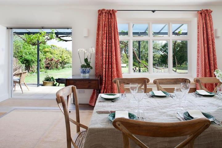 Gogwell - Devon house with great walks &  views