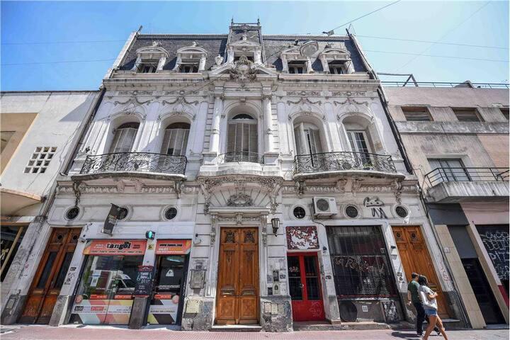 Apartamento para 6 personas en San Telmo
