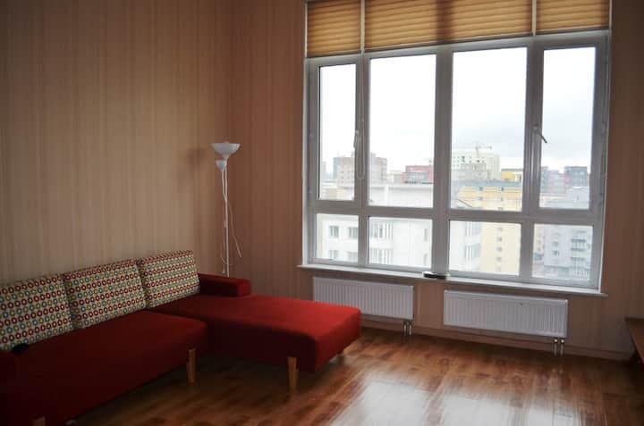 Nice cozy apartment near downtown