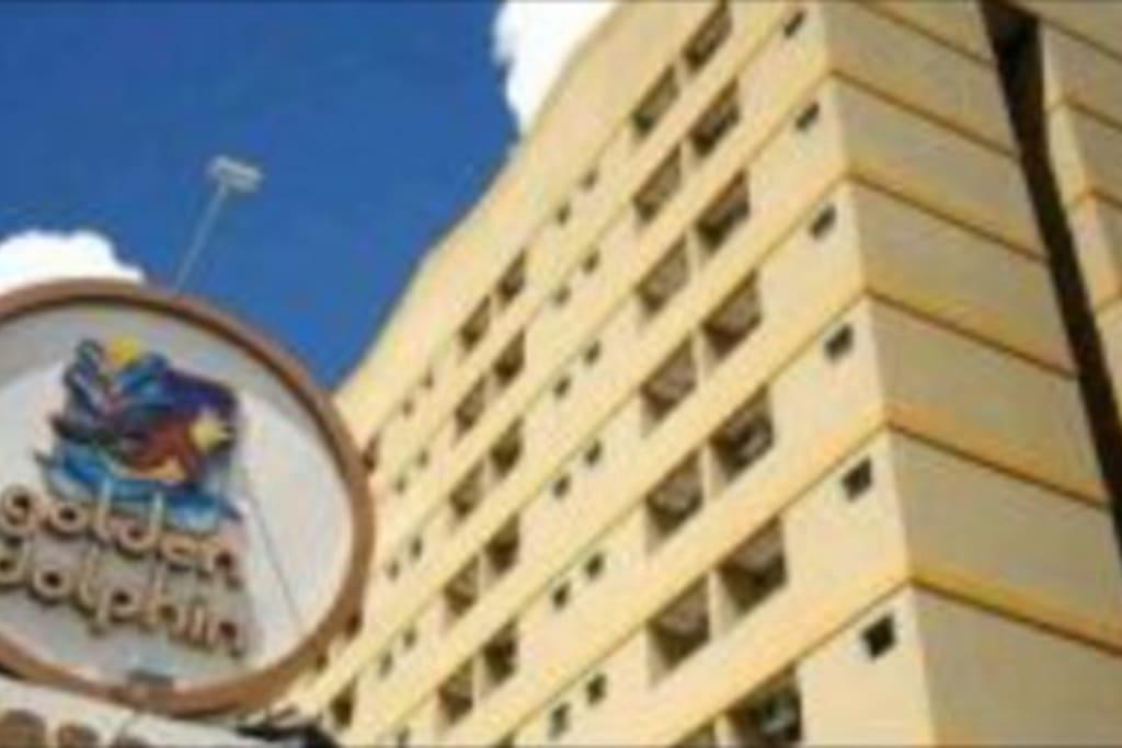 Hotel Golden Dolphin Grand Resort