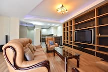 House is located in a ecologically clean place