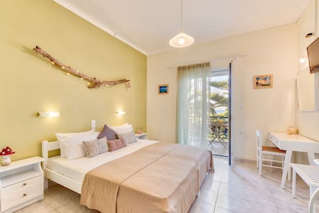 Studio for two in lovely Pension!