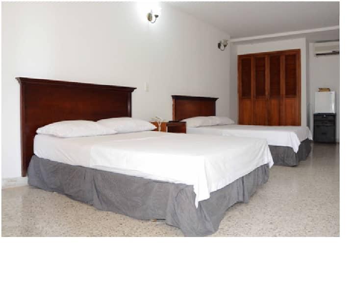 Hotel Casa Fatima Hab. triple