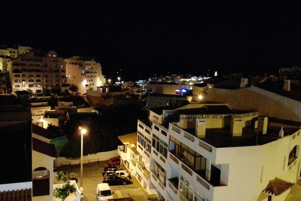 Vista noturna / Night view