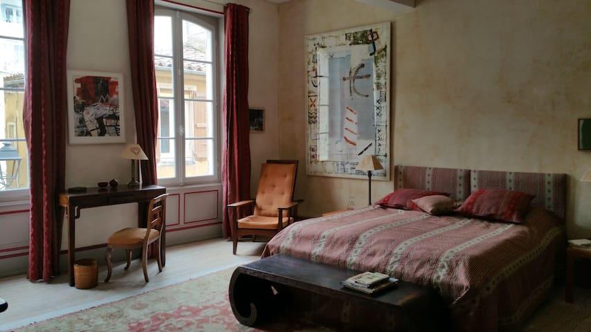 La chambre de Diane - Lectoure - Guesthouse