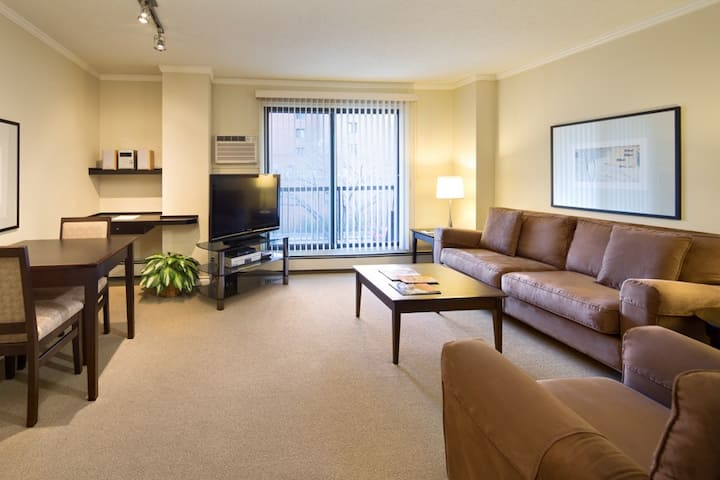One bedroom - Eau Claire District (Downtown)