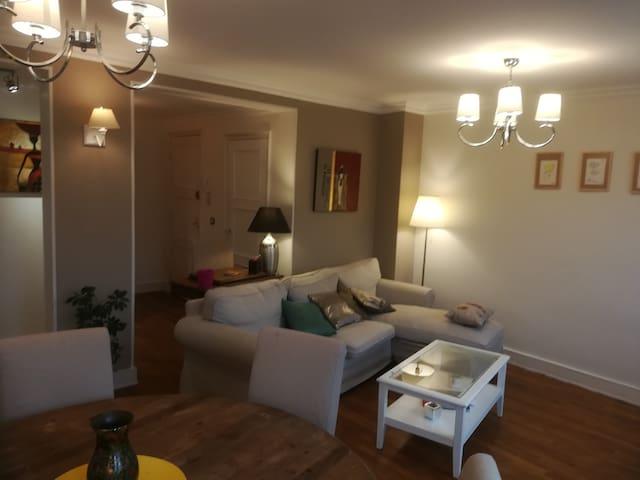 Appartement de charme centre ville