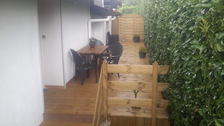 Joli appartement 3 pièces  au pays basque