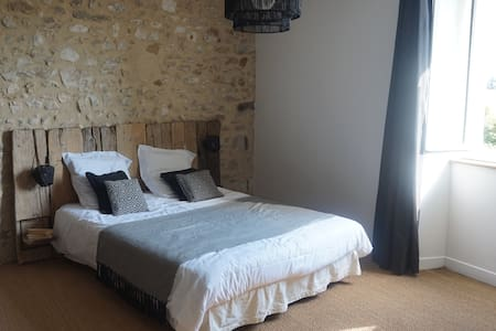 Charming cottage in 15th century castle