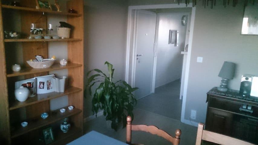 Chambre meublée proche de la faculté + PARKING - Metz - Apartamento