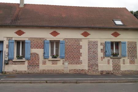 La longère - Avrigny - Ház