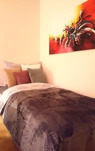 Brand new 1-roomRooftop apt next to BASELWORLD/ART - 巴塞爾 - 公寓
