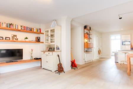Spacious @ Stylish with big garden in hip area! - Amsterdam - Wohnung