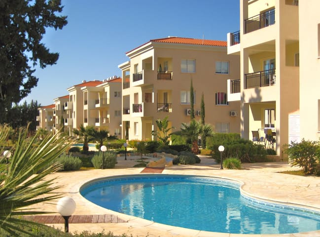 Homely Paphos Apartment - Paphos