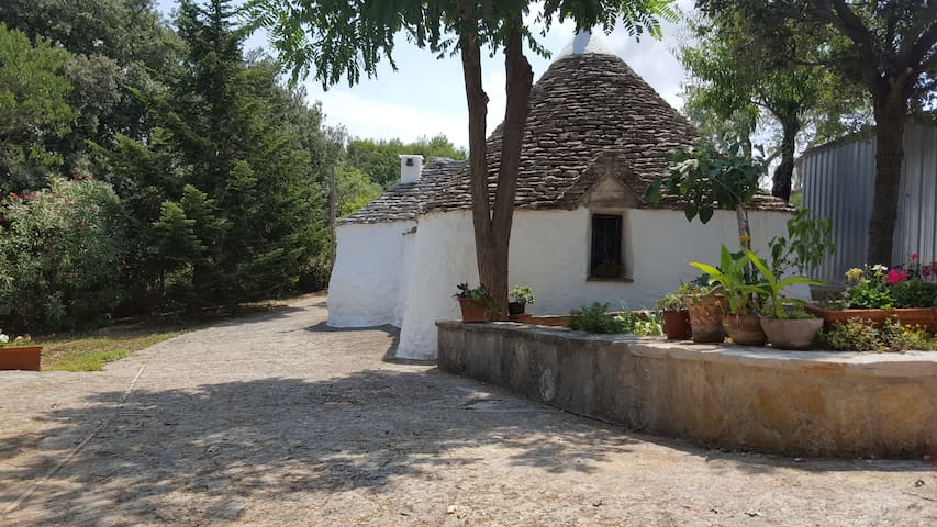 B&B Romantic Trullo -  Quite place Selva di Fasano - Selva di Fasano - House