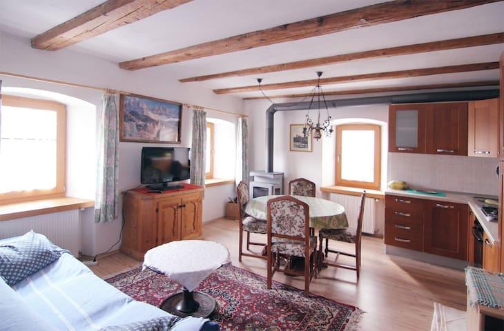 Appartamento accogliente e luminoso - Padola - Appartement