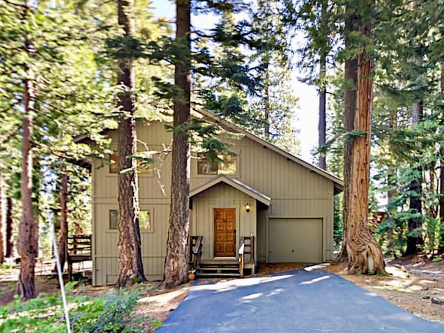 This charming chalet is professionally managed by TurnKey Vacation Rentals.