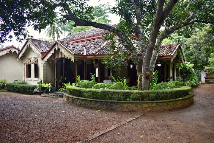 Sri Mathie,  An Historic Estate (Listing 1)