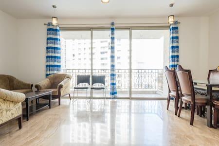 3 BHK lavish Apartment in Hiranandani Estate Thane - Thane - Apartmen