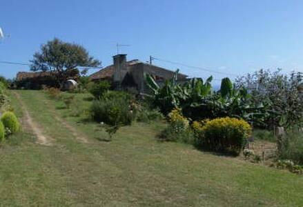 Casa Serra & Mar - Earth House
